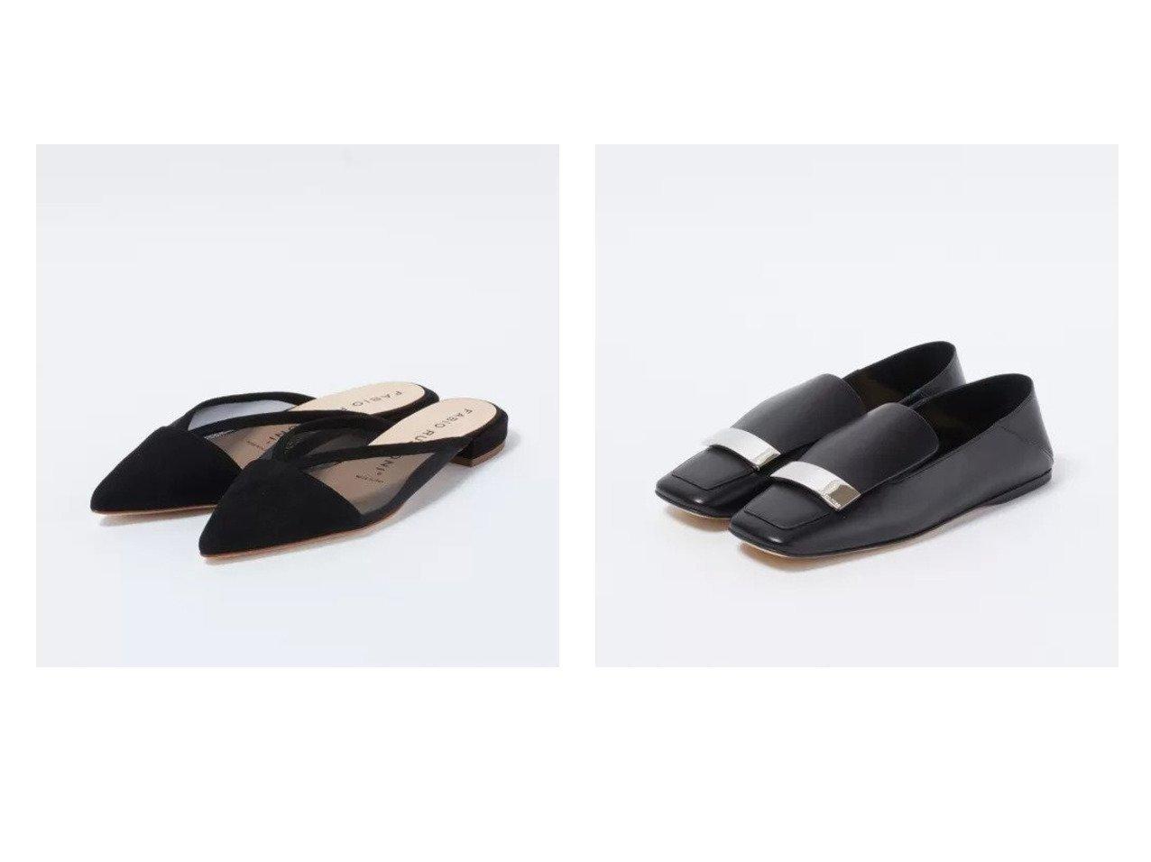 【SERGIO ROSSI/セルジオ ロッシ】のsr1 スリッパ&【FABIO RUSCONI/ファビオ ルスコーニ】のシースルーコンビミュール 【シューズ・靴】おすすめ!人気、トレンド・レディースファッションの通販 おすすめで人気の流行・トレンド、ファッションの通販商品 メンズファッション・キッズファッション・インテリア・家具・レディースファッション・服の通販 founy(ファニー) https://founy.com/ 雑誌掲載アイテム Magazine Items ファッション雑誌 Fashion Magazines エクラ eclat ファッション Fashion レディースファッション WOMEN 4月号 シューズ シルバー スクエア スリッパ スリッポン プレート メタル ロング 雑誌  ID:crp329100000029178