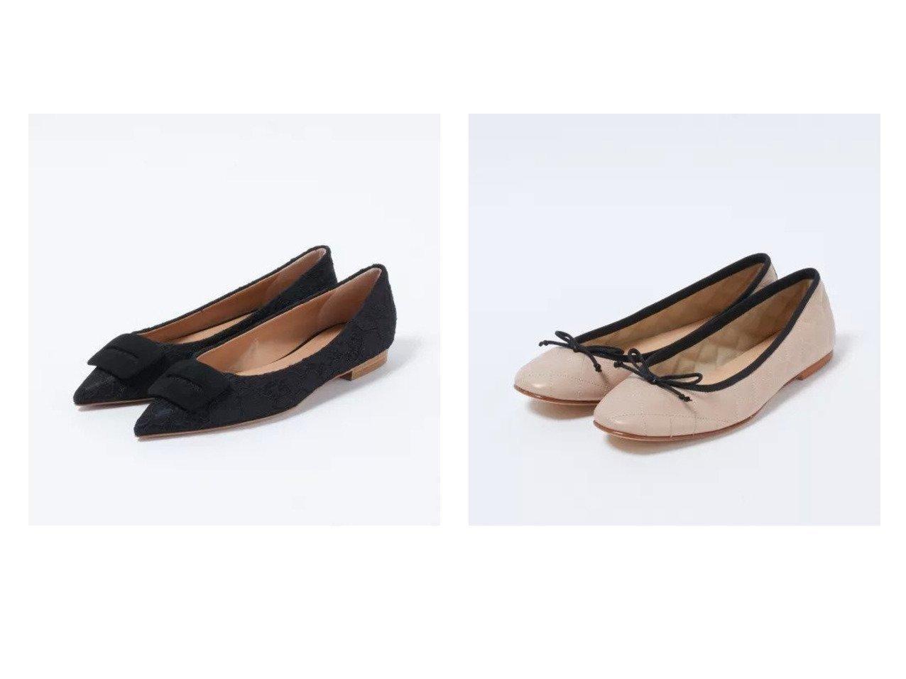 【PELLICO/ペリーコ】のANELLI FIBBIA フラット&【FABIO RUSCONI/ファビオ ルスコーニ】のキルティングバレエシューズ 【シューズ・靴】おすすめ!人気、トレンド・レディースファッションの通販 おすすめで人気の流行・トレンド、ファッションの通販商品 メンズファッション・キッズファッション・インテリア・家具・レディースファッション・服の通販 founy(ファニー) https://founy.com/ 雑誌掲載アイテム Magazine Items ファッション雑誌 Fashion Magazines エクラ eclat ファッション Fashion レディースファッション WOMEN 4月号 キルティング シューズ バレエ パイピング ベーシック リボン 雑誌  ID:crp329100000029179