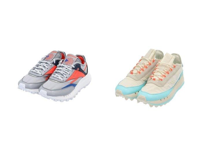 【Reebok CLASSIC/リーボック】のCL LEGACY FUTURE&リーボック レガシー 83 REEBOK LEGACY 83 【シューズ・靴】おすすめ!人気、トレンド・レディースファッションの通販 おすすめファッション通販アイテム レディースファッション・服の通販 founy(ファニー) ファッション Fashion レディースファッション WOMEN シューズ ストライプ スニーカー スリッポン モダン ライニング ランニング クラシック クール チェック |ID:crp329100000029191