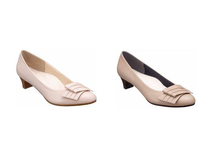 【Foot Community/フット コミュニティ】の【ビューフィット】アーモンドトウデザインパンプス 【シューズ・靴】おすすめ!人気、トレンド・レディースファッションの通販 おすすめファッション通販アイテム レディースファッション・服の通販 founy(ファニー) ファッション Fashion レディースファッション WOMEN 送料無料 Free Shipping シューズ ベーシック モチーフ リボン 日本製 Made in Japan  ID:crp329100000029201
