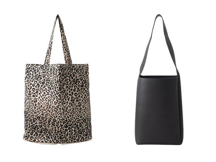 【Aeta/アエタ】のショルダーバッグ S&【JET/ジェット】の【JET LOSANGELES】エコバッグ(ポケッタブル) 【バッグ・鞄】おすすめ!人気、トレンド・レディースファッションの通販 おすすめファッション通販アイテム レディースファッション・服の通販 founy(ファニー) ファッション Fashion レディースファッション WOMEN バッグ Bag なめらか スタイリッシュ ラップ クール トラベル レオパード |ID:crp329100000029208