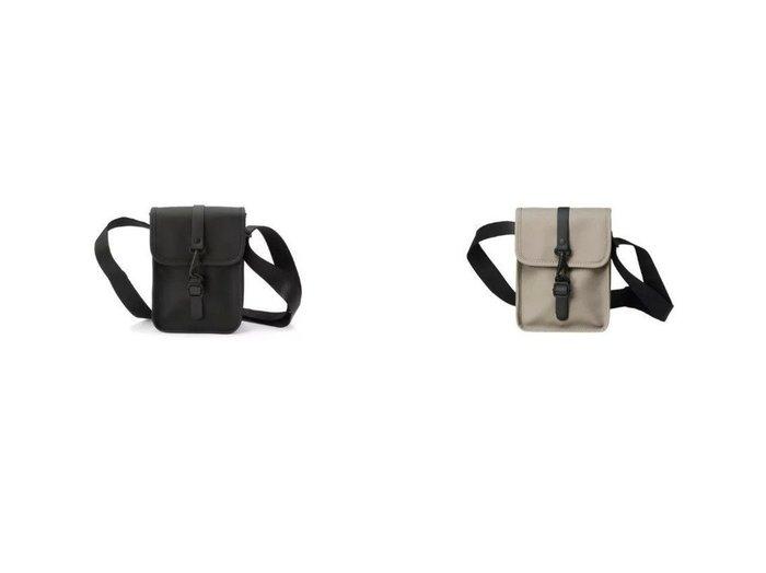 【RAINS/レインズ】のFlight Bag 【バッグ・鞄】おすすめ!人気、トレンド・レディースファッションの通販 おすすめファッション通販アイテム インテリア・キッズ・メンズ・レディースファッション・服の通販 founy(ファニー) https://founy.com/ ファッション Fashion レディースファッション WOMEN バッグ Bag アウトドア コンパクト フォルム |ID:crp329100000029218