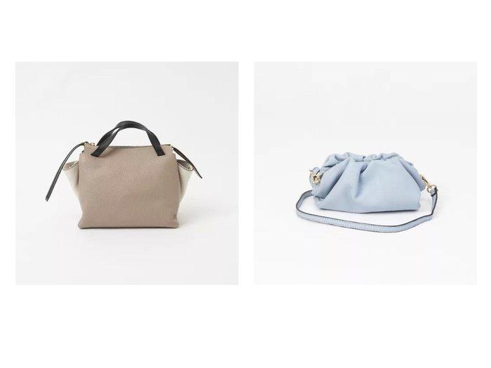 【qualite/カリテ】の【Maison Vinvent】2WAYソフトレザーバッグ&【GIANNI CHIARINI】ORIGAMI TRICO 2WAYバッグ 【バッグ・鞄】おすすめ!人気、トレンド・レディースファッションの通販 おすすめファッション通販アイテム インテリア・キッズ・メンズ・レディースファッション・服の通販 founy(ファニー) https://founy.com/ ファッション Fashion レディースファッション WOMEN バッグ Bag イタリア クラシック コンパクト トレンド パーティ ポーチ ラップ スタッズ ハンドバッグ ベーシック 人気 軽量 |ID:crp329100000029225