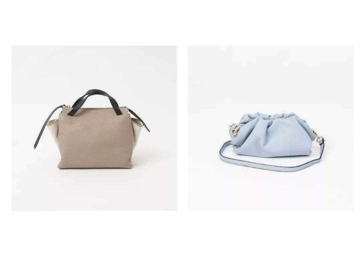 【qualite/カリテ】の【Maison Vinvent】2WAYソフトレザーバッグ&【GIANNI CHIARINI】ORIGAMI TRICO 2WAYバッグ 【バッグ・鞄】おすすめ!人気、トレンド・レディースファッションの通販 おすすめで人気の流行・トレンド、ファッションの通販商品 メンズファッション・キッズファッション・インテリア・家具・レディースファッション・服の通販 founy(ファニー) https://founy.com/ ファッション Fashion レディースファッション WOMEN バッグ Bag イタリア クラシック コンパクト トレンド パーティ ポーチ ラップ スタッズ ハンドバッグ ベーシック 人気 軽量 |ID:crp329100000029225