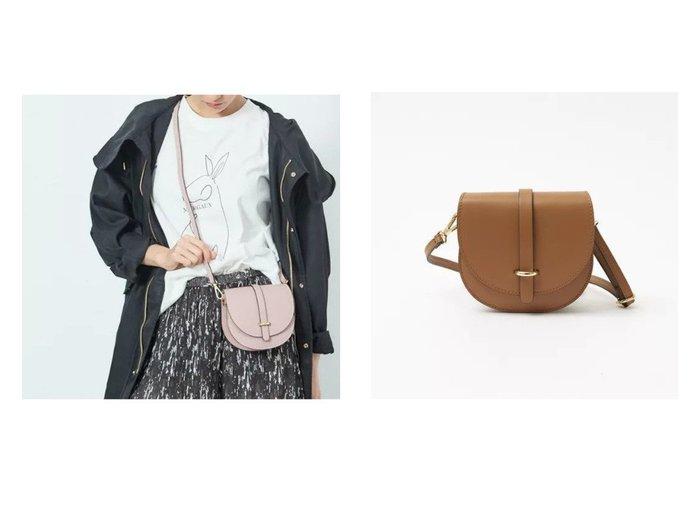 【qualite/カリテ】の【Laboratorio Mariucci】RUGAショルダーバッグ 【バッグ・鞄】おすすめ!人気、トレンド・レディースファッションの通販 おすすめファッション通販アイテム インテリア・キッズ・メンズ・レディースファッション・服の通販 founy(ファニー) https://founy.com/ ファッション Fashion レディースファッション WOMEN バッグ Bag アクセサリー イタリア シンプル トレンド |ID:crp329100000029226