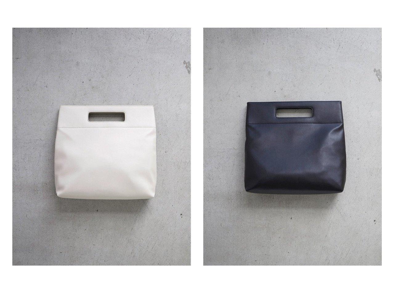 【TOPKAPI EFOLE/トプカピ エフォル】の2way クラッチ トートバッグ 【バッグ・鞄】おすすめ!人気、トレンド・レディースファッションの通販 おすすめで人気の流行・トレンド、ファッションの通販商品 メンズファッション・キッズファッション・インテリア・家具・レディースファッション・服の通販 founy(ファニー) https://founy.com/ ファッション Fashion レディースファッション WOMEN バッグ Bag おすすめ Recommend クラッチ シンプル スクエア フェイクレザー ベーシック  ID:crp329100000029235