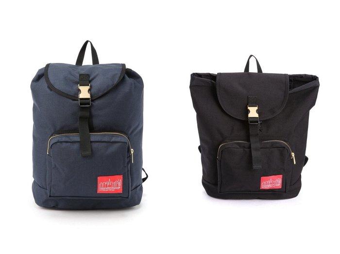 【Manhattan Portage/マンハッタン ポーテージ】のMetal Parts Dakota Backpack MP1219EC 【バッグ・鞄】おすすめ!人気、トレンド・レディースファッションの通販 おすすめ人気トレンドファッション通販アイテム 人気、トレンドファッション・服の通販 founy(ファニー)  ファッション Fashion レディースファッション WOMEN バッグ Bag リュック |ID:crp329100000029272