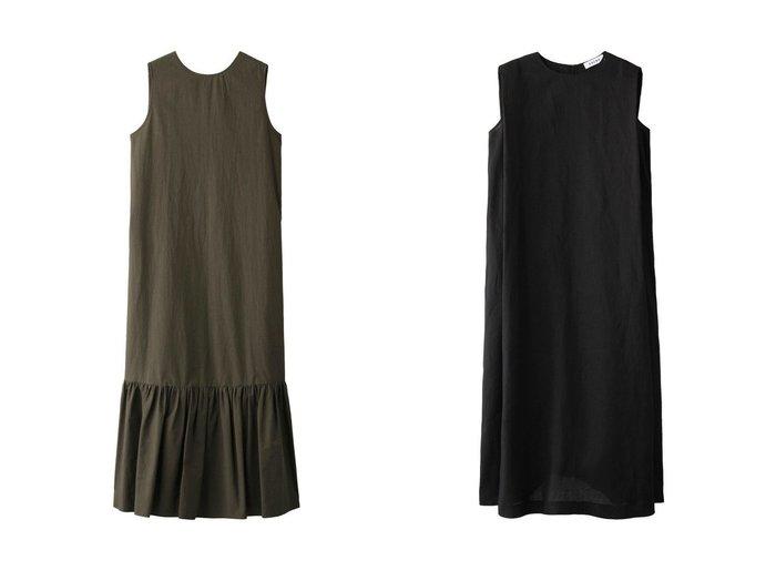 【SACRA/サクラ】のリネンフォールデッドラインワンピース&コットンリネンリップル加工ワンピース 【ワンピース・ドレス】おすすめ!人気、トレンド・レディースファッションの通販 おすすめファッション通販アイテム レディースファッション・服の通販 founy(ファニー) ファッション Fashion レディースファッション WOMEN ワンピース Dress ショルダー ノースリーブ リネン ロング S/S・春夏 SS・Spring/Summer ティアードワンピース ワッシャー 春 Spring |ID:crp329100000029321