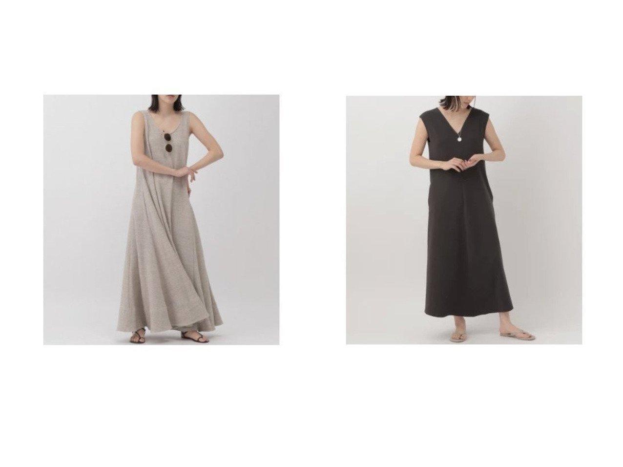 【Chaos/カオス】のハニカムイージードレス&シルクコンニットワンピース 【ワンピース・ドレス】おすすめ!人気、トレンド・レディースファッションの通販 おすすめで人気の流行・トレンド、ファッションの通販商品 メンズファッション・キッズファッション・インテリア・家具・レディースファッション・服の通販 founy(ファニー) https://founy.com/ ファッション Fashion レディースファッション WOMEN ワンピース Dress ニットワンピース Knit Dresses ドレス Party Dresses カットソー シルク ジャケット ストレッチ ノースリーブ ダブル ドレス フェイス フォーマル メランジ  ID:crp329100000029335