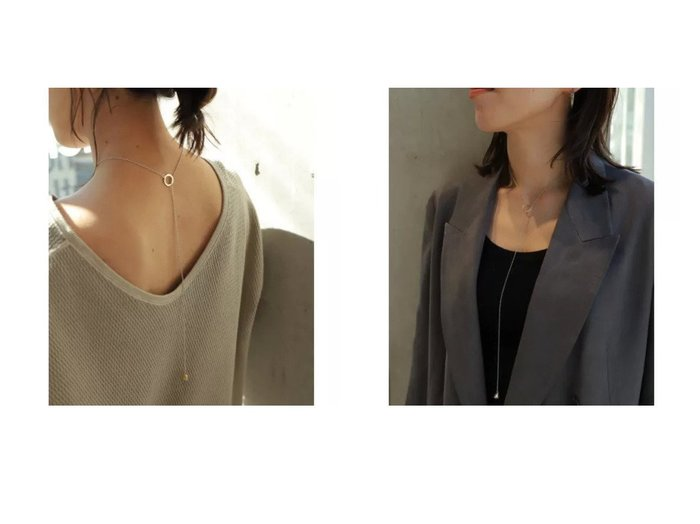 【Chaos/カオス】の【AFTER SHAVE CLUB】ネックレス N-027M&【AFTER SHAVE CLUB】ネックレス N-027S おすすめ!人気、トレンド・レディースファッションの通販 おすすめファッション通販アイテム レディースファッション・服の通販 founy(ファニー) ファッション Fashion レディースファッション WOMEN ジュエリー Jewelry ネックレス Necklaces アクセサリー ネックレス  ID:crp329100000029507