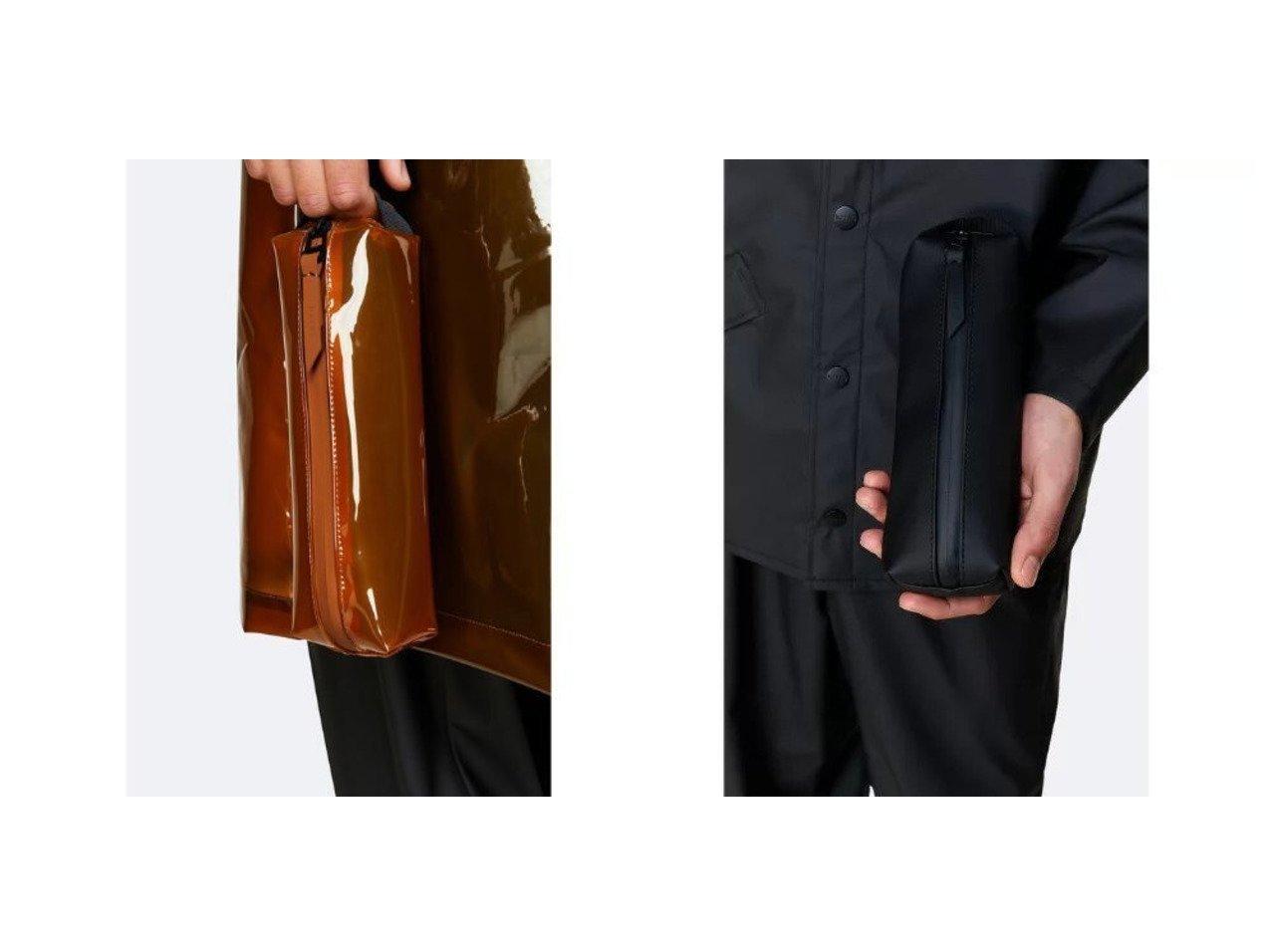 【RAINS/レインズ】のPencil Case Mini おすすめ!人気、トレンド・レディースファッションの通販 おすすめで人気の流行・トレンド、ファッションの通販商品 メンズファッション・キッズファッション・インテリア・家具・レディースファッション・服の通販 founy(ファニー) https://founy.com/ ファッション Fashion レディースファッション WOMEN ポーチ Pouches コンパクト シンプル スマート デスク ペンシル ポーチ |ID:crp329100000029516
