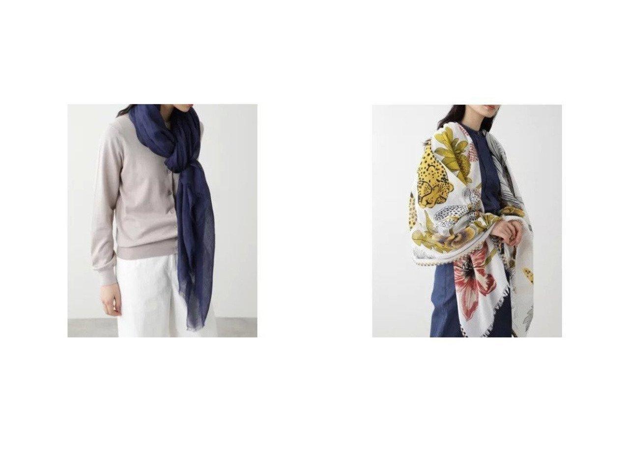 【HUMAN WOMAN/ヒューマンウーマン】のオリジナルリネンストール&INOUITOOSHストール おすすめ!人気、トレンド・レディースファッションの通販 おすすめで人気の流行・トレンド、ファッションの通販商品 メンズファッション・キッズファッション・インテリア・家具・レディースファッション・服の通販 founy(ファニー) https://founy.com/ ファッション Fashion レディースファッション WOMEN ストール Scarves マフラー Mufflers インド スカーフ ストール フランス プリント マフラー S/S・春夏 SS・Spring/Summer 春 Spring |ID:crp329100000029519