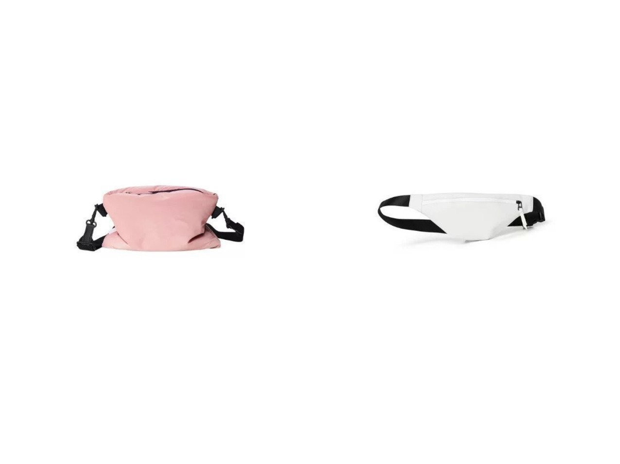 【RAINS/レインズ】のPadded Pouch&Bum Bag Mini おすすめ!人気、トレンド・レディースファッションの通販 おすすめで人気の流行・トレンド、ファッションの通販商品 メンズファッション・キッズファッション・インテリア・家具・レディースファッション・服の通販 founy(ファニー) https://founy.com/ ファッション Fashion レディースファッション WOMEN コンパクト フィット フォルム |ID:crp329100000029524