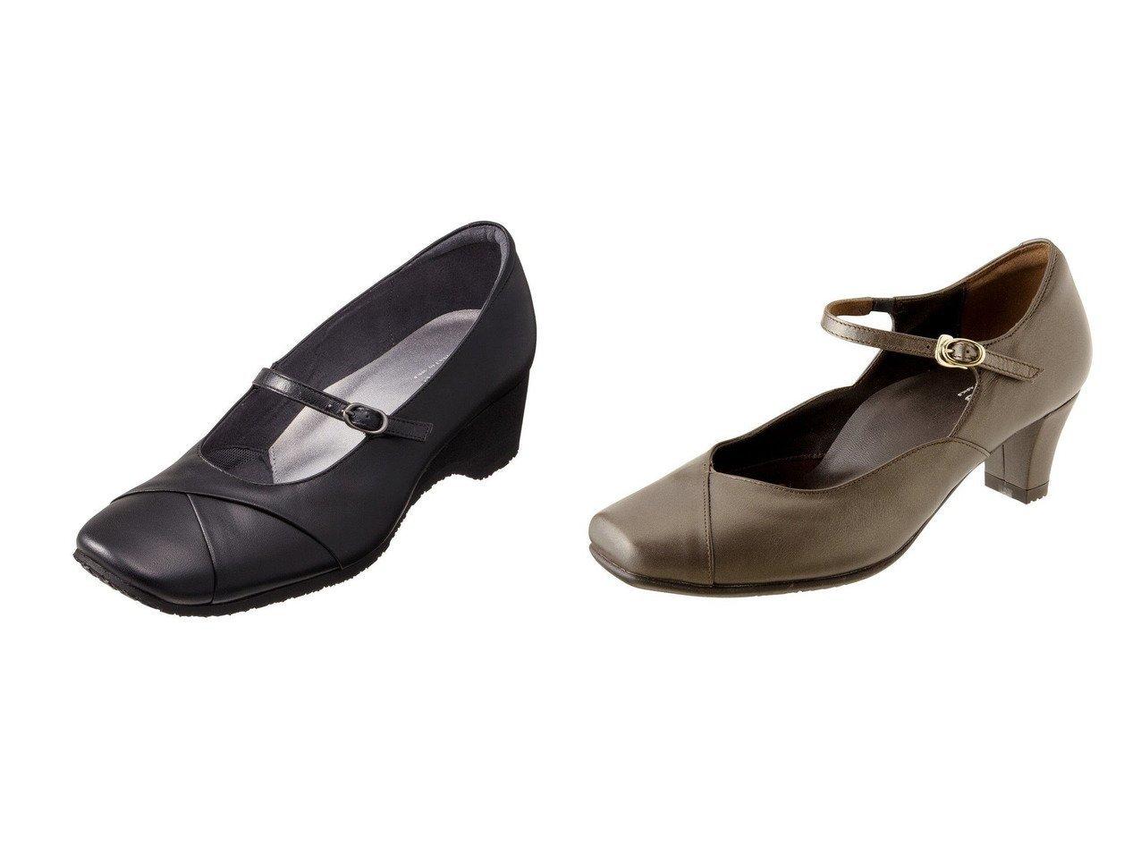 【ASICS WALKING/アシックス ウォーキング】のペダラ WC082B 3E ヒール高4.0cm&ペダラ WP357T 3E 【シューズ・靴】おすすめ!人気トレンド・レディースファッションの通販  おすすめで人気の流行・トレンド、ファッションの通販商品 メンズファッション・キッズファッション・インテリア・家具・レディースファッション・服の通販 founy(ファニー) https://founy.com/ ファッション Fashion レディースファッション WOMEN 送料無料 Free Shipping シューズ スクエア 抗菌 シンプル ラップ |ID:crp329100000029616