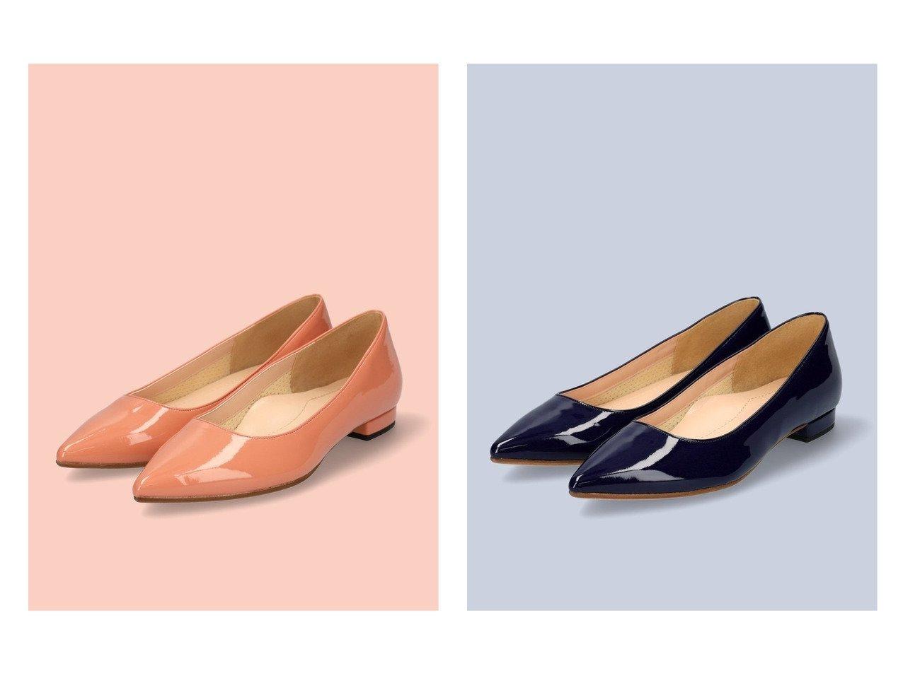 【MAMIAN/マミアン】の【iCoN】ポインテッドトゥパンプス 【シューズ・靴】おすすめ!人気トレンド・レディースファッションの通販  おすすめで人気の流行・トレンド、ファッションの通販商品 メンズファッション・キッズファッション・インテリア・家具・レディースファッション・服の通販 founy(ファニー) https://founy.com/ ファッション Fashion レディースファッション WOMEN エナメル クッション ケミカル シューズ ハイヒール フィット フラット メッシュ リアル |ID:crp329100000029632