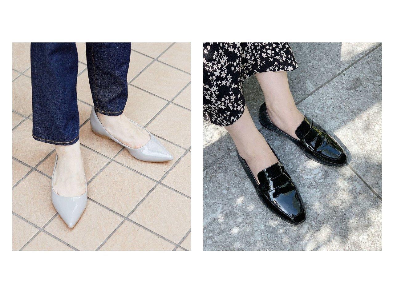 【ADAM ET ROPE'/アダム エ ロペ】の【レイン対応】カップインボロネーゼレインシューズ&ポーチ付きレインローファー 【シューズ・靴】おすすめ!人気トレンド・レディースファッションの通販  おすすめで人気の流行・トレンド、ファッションの通販商品 メンズファッション・キッズファッション・インテリア・家具・レディースファッション・服の通販 founy(ファニー) https://founy.com/ ファッション Fashion レディースファッション WOMEN ポーチ Pouches クッション コンパクト 今季 シューズ スタイリッシュ スリッパ バレエ ポーチ インソール 洗える バランス フラット レイン |ID:crp329100000029635