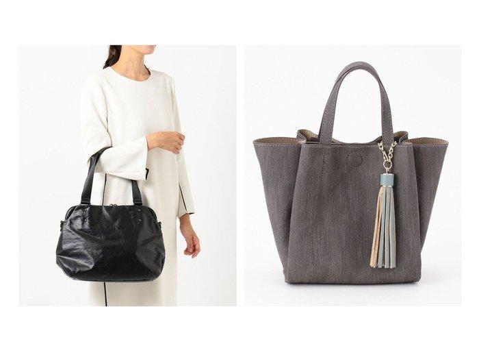 【SAC/サック】のデニム調合皮タッセルチャーム付きハンドバッグ SAC unit&ビジネスにも使える、軽量、撥水素材ハンドバッグ Sactave 【バッグ・鞄】おすすめ!人気トレンド・レディースファッションの通販  おすすめファッション通販アイテム レディースファッション・服の通販 founy(ファニー) ファッション Fashion レディースファッション WOMEN コンパクト シンプル デニム トレンド ハンドバッグ フェイクレザー ベーシック ポケット マグネット 再入荷 Restock/Back in Stock/Re Arrival 送料無料 Free Shipping おすすめ Recommend |ID:crp329100000029678