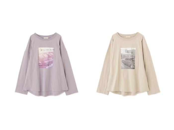【FREE'S MART/フリーズマート】のモノクロフォトプリントTシャツ 【トップス・カットソー】おすすめ!人気トレンド・レディースファッションの通販  おすすめファッション通販アイテム レディースファッション・服の通販 founy(ファニー) ファッション Fashion レディースファッション WOMEN トップス・カットソー Tops/Tshirt シャツ/ブラウス Shirts/Blouses ロング / Tシャツ T-Shirts グラフィック ストレート スリット チュニック ビッグ プリント ワイド |ID:crp329100000029803