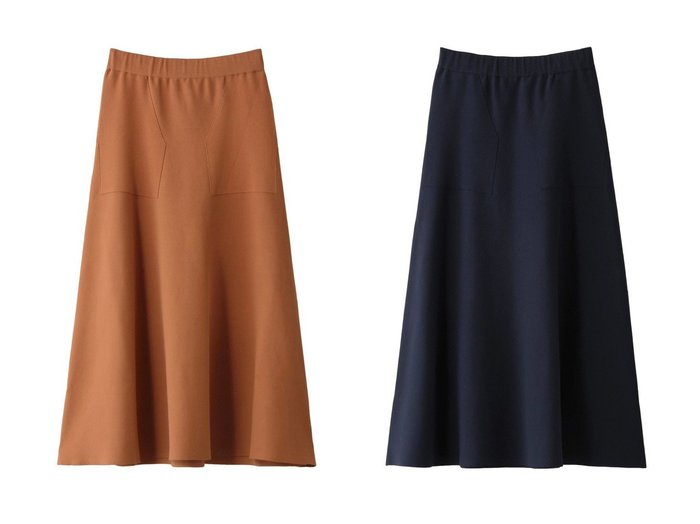 【unfil/アンフィル】のハイツイストコットンスムースニットスカート 【スカート】おすすめ!人気、トレンド・レディースファッションの通販 おすすめファッション通販アイテム レディースファッション・服の通販 founy(ファニー) ファッション Fashion レディースファッション WOMEN スカート Skirt ロングスカート Long Skirt S/S・春夏 SS・Spring/Summer おすすめ Recommend シンプル ジャケット セットアップ ロング 今季 定番 Standard 春 Spring |ID:crp329100000029833