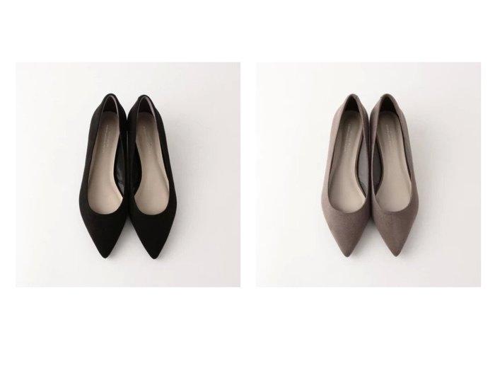 【green label relaxing / UNITED ARROWS/グリーンレーベル リラクシング / ユナイテッドアローズ】のD ポインテッド ウェッジ パンプス (3cmヒール) 【シューズ・靴】おすすめ!人気、トレンド・レディースファッションの通販 おすすめファッション通販アイテム インテリア・キッズ・メンズ・レディースファッション・服の通販 founy(ファニー) https://founy.com/ ファッション Fashion レディースファッション WOMEN おすすめ Recommend ウェッジ シューズ デニム ベーシック ポインテッド  ID:crp329100000029837