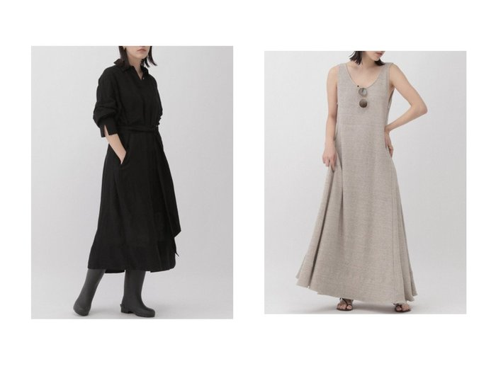 【Chaos/カオス】のガーランドシャツワンピース&ハニカムイージードレス 【ワンピース・ドレス】おすすめ!人気、トレンド・レディースファッションの通販 おすすめファッション通販アイテム レディースファッション・服の通販 founy(ファニー) ファッション Fashion レディースファッション WOMEN ワンピース Dress ドレス Party Dresses シャツワンピース Shirt Dresses カットソー ロング インド フランス ラグジュアリー リネン 羽織 |ID:crp329100000029848