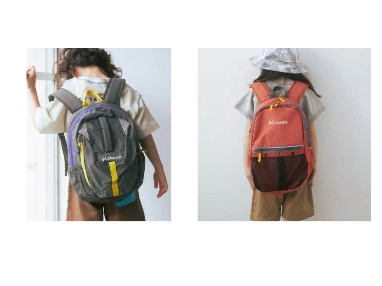 【green label relaxing / UNITED ARROWS / KIDS/グリーンレーベルリラクシング】のColumbia(コロンビア)CRYバックパック 12L&Columbia(コロンビア)PSYバックパック 12L 【KIDS】子供服のおすすめ!人気トレンド・キッズファッションの通販 おすすめで人気の流行・トレンド、ファッションの通販商品 メンズファッション・キッズファッション・インテリア・家具・レディースファッション・服の通販 founy(ファニー) https://founy.com/ ファッション Fashion キッズファッション KIDS アウトドア コンパクト ショルダー ストレッチ スポーツ フロント ポケット メッシュ ラップ クッション |ID:crp329100000030155