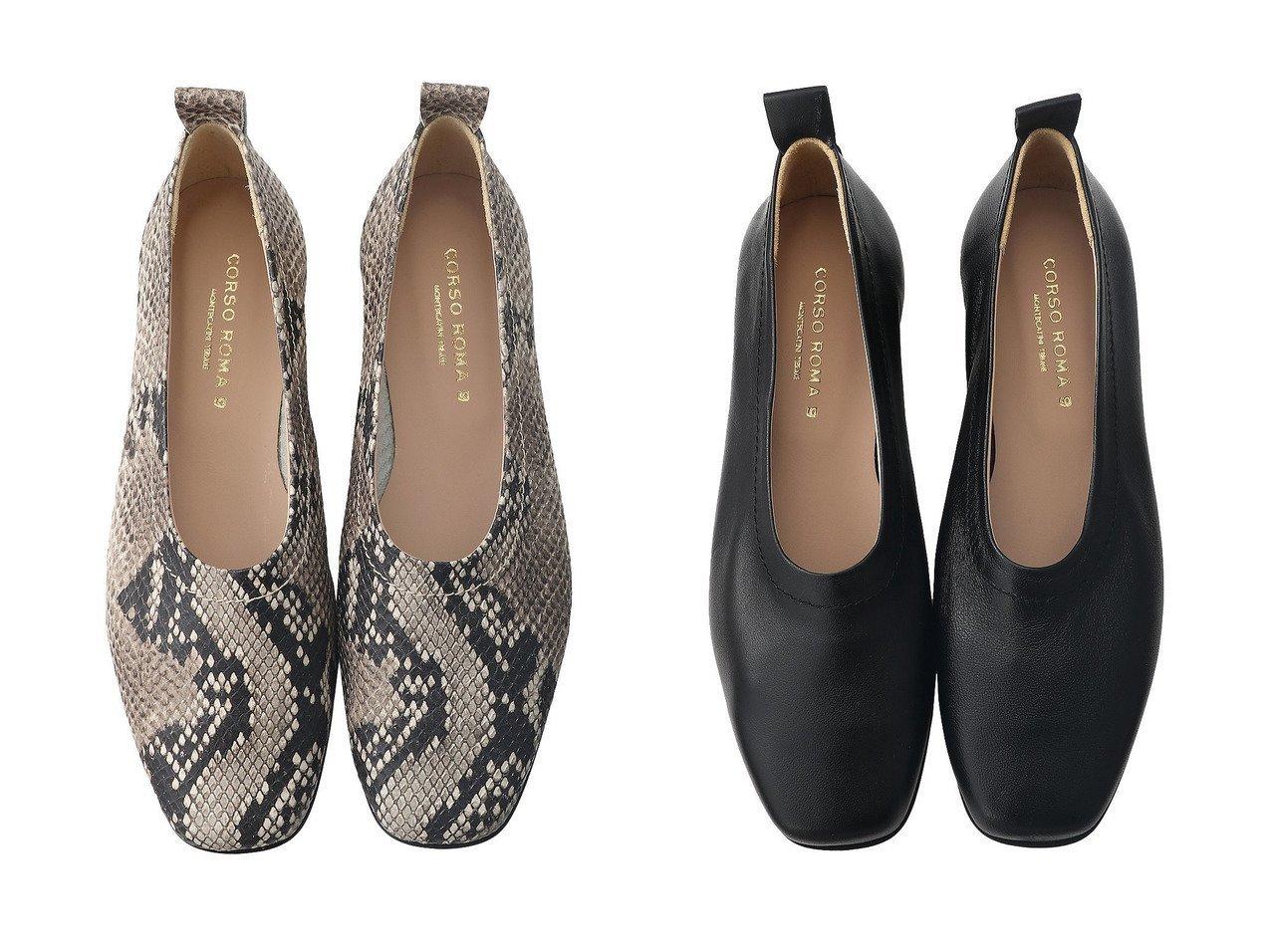 【1er Arrondissement/プルミエ アロンディスモン】の【CORSO ROMA9】レザーフラットスリッポンシューズ&【CORSO ROMA9】パイソンフラットスリッポンシューズ 【シューズ・靴】おすすめ!人気、トレンド・レディースファッションの通販 おすすめで人気の流行・トレンド、ファッションの通販商品 メンズファッション・キッズファッション・インテリア・家具・レディースファッション・服の通販 founy(ファニー) https://founy.com/ ファッション Fashion レディースファッション WOMEN シューズ パイソン フラット |ID:crp329100000030193
