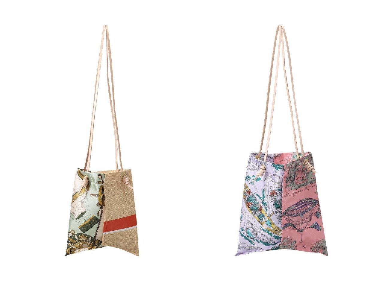 【manipuri/マニプリ】のスカーフトートバッグ S&スカーフトートバッグ S 【バッグ・鞄】おすすめ!人気、トレンド・レディースファッションの通販 おすすめで人気の流行・トレンド、ファッションの通販商品 メンズファッション・キッズファッション・インテリア・家具・レディースファッション・服の通販 founy(ファニー) https://founy.com/ ファッション Fashion レディースファッション WOMEN バッグ Bag S/S・春夏 SS・Spring/Summer スカーフ ドッキング ハンドバッグ フォルム プリント ラフィア 春 Spring  ID:crp329100000030205