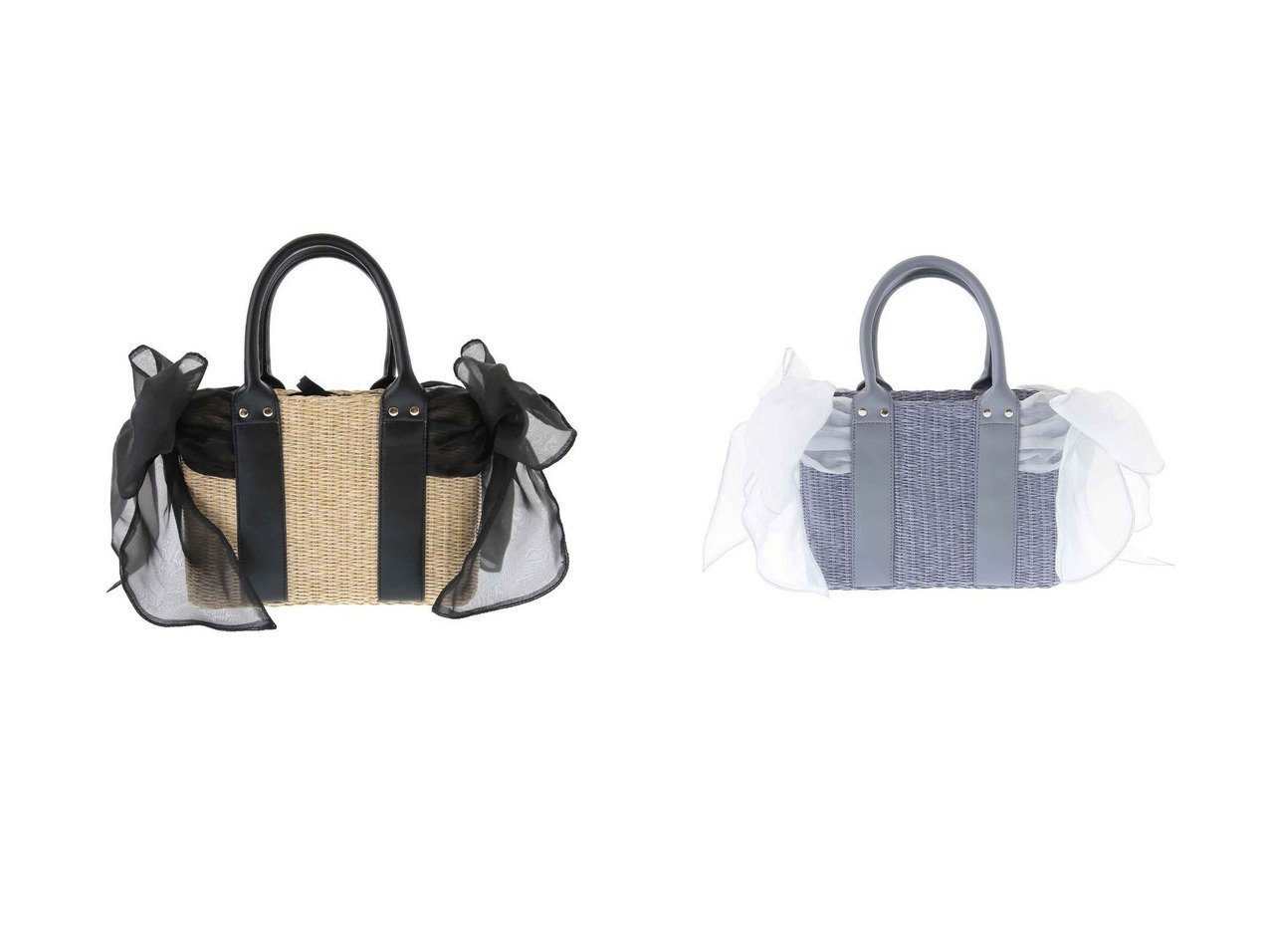 【31 Sons de mode/トランテアン ソン ドゥ モード】のサイドリボンペーパーバッグ 【バッグ・鞄】おすすめ!人気、トレンド・レディースファッションの通販 おすすめで人気の流行・トレンド、ファッションの通販商品 メンズファッション・キッズファッション・インテリア・家具・レディースファッション・服の通販 founy(ファニー) https://founy.com/ ファッション Fashion レディースファッション WOMEN バッグ Bag オーガンジー ペーパー リボン 巾着  ID:crp329100000030208