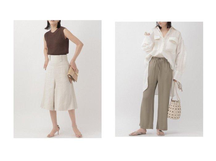【Chaos/カオス】のラフラローゲージニットプルオーバー&夏のCPO 【トップス・カットソー】おすすめ!人気、トレンド・レディースファッションの通販 おすすめファッション通販アイテム レディースファッション・服の通販 founy(ファニー) ファッション Fashion レディースファッション WOMEN トップス・カットソー Tops/Tshirt ニット Knit Tops プルオーバー Pullover シャツ/ブラウス Shirts/Blouses S/S・春夏 SS・Spring/Summer ショート シンプル バランス ロング 春 Spring スリーブ 羽織 |ID:crp329100000030235