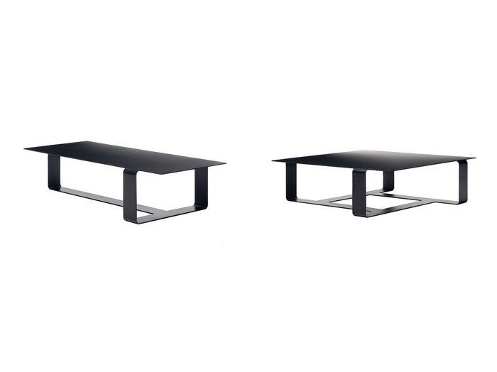 【Complex Universal Furniture Supply/コンプレックスユニバーサルファニチャーサプライ】のブラック レクタングル ローテーブル&ブラック スクエア ローテーブル 【INTERIOR】おすすめ!人気、インテリア・家具の通販 おすすめファッション通販アイテム インテリア・キッズ・メンズ・レディースファッション・服の通販 founy(ファニー) https://founy.com/ シンプル テーブル フォルム ホームグッズ Home/Garden 家具・インテリア Furniture テーブル Table ローテーブル・センターテーブル  ID:crp329100000030276