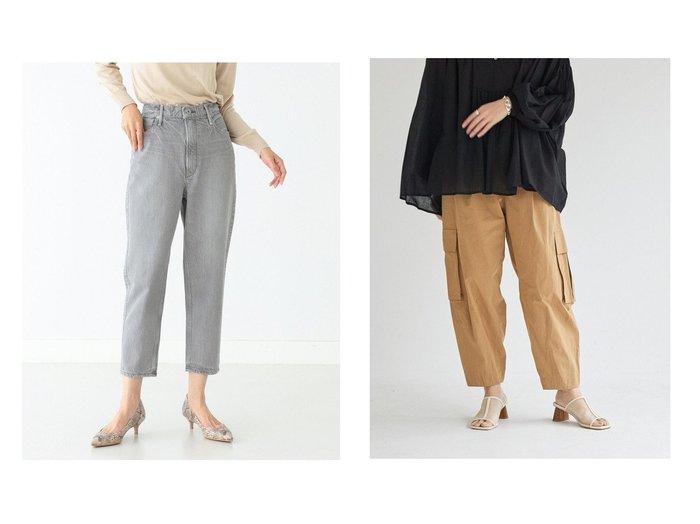 【Demi-Luxe BEAMS/デミルクス ビームス】のThe Rascal デニムパンツ&【Doux archives/ドゥ アルシーヴ】のバイオ加工カーゴパンツ 【パンツ】おすすめ!人気、トレンド・レディースファッションの通販 おすすめファッション通販アイテム インテリア・キッズ・メンズ・レディースファッション・服の通販 founy(ファニー) https://founy.com/ ファッション Fashion レディースファッション WOMEN パンツ Pants デニムパンツ Denim Pants おすすめ Recommend カーゴパンツ ジーンズ ミリタリー レース 今季 春 Spring クロップド デニム |ID:crp329100000030361