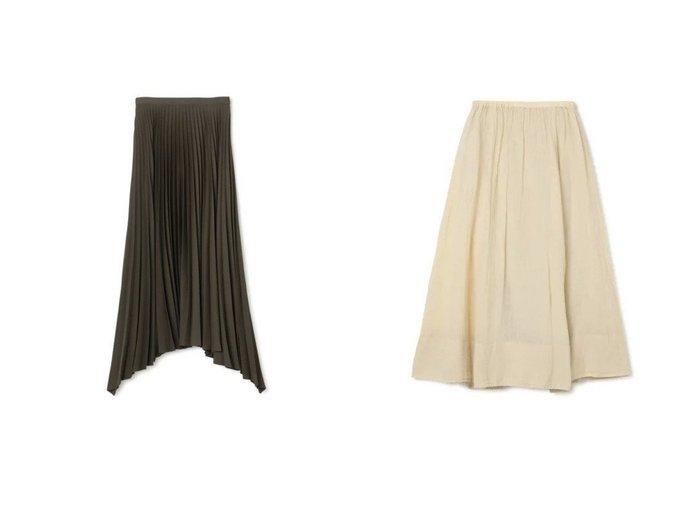 【theory/セオリー】のSPRING PLEAT PLEAT SKT&【pas de calais/パドカレ】の70リネンボイル スカート 【スカート】おすすめ!人気、トレンド・レディースファッションの通販 おすすめファッション通販アイテム インテリア・キッズ・メンズ・レディースファッション・服の通販 founy(ファニー) https://founy.com/ ファッション Fashion レディースファッション WOMEN スカート Skirt 2021年 2021 2021春夏・S/S SS/Spring/Summer/2021 S/S・春夏 SS・Spring/Summer アシンメトリー プリーツ マキシ ロング 洗える |ID:crp329100000030377