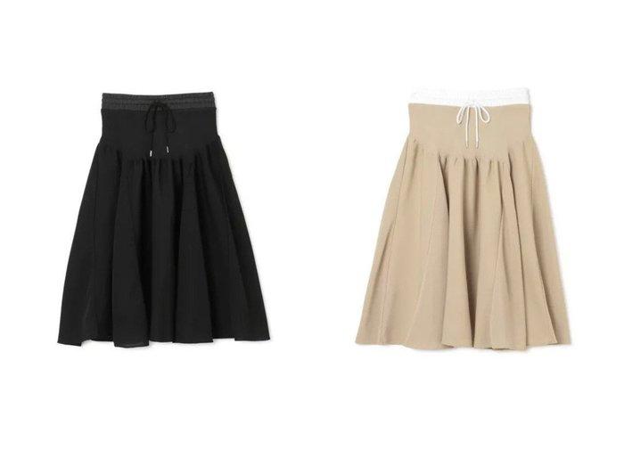 【MALAMUTE/マラミュート】のGYNOID SKIRT 【スカート】おすすめ!人気、トレンド・レディースファッションの通販 おすすめファッション通販アイテム レディースファッション・服の通販 founy(ファニー) ファッション Fashion レディースファッション WOMEN スカート Skirt 2021年 2021 2021春夏・S/S SS/Spring/Summer/2021 S/S・春夏 SS・Spring/Summer ショート フェミニン フレア 洗える  ID:crp329100000030380