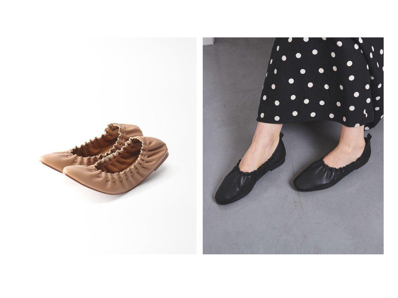 【Spick & Span/スピック&スパン】の【SEE BY CHLOE】SCALAPフラットシューズ&【UNITED ARROWS/ユナイテッドアローズ】のUWCMD スクエア ギャザー フラットシューズ† 【シューズ・靴】おすすめ!人気、トレンド・レディースファッションの通販 おすすめで人気の流行・トレンド、ファッションの通販商品 メンズファッション・キッズファッション・インテリア・家具・レディースファッション・服の通販 founy(ファニー) https://founy.com/ ファッション Fashion レディースファッション WOMEN シューズ バレエ フラット  ID:crp329100000030392