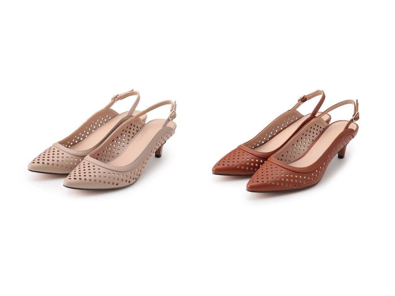 【UNTITLED/アンタイトル】のスクエアカットワークストラップパンプス 【シューズ・靴】おすすめ!人気、トレンド・レディースファッションの通販 おすすめで人気の流行・トレンド、ファッションの通販商品 メンズファッション・キッズファッション・インテリア・家具・レディースファッション・服の通販 founy(ファニー) https://founy.com/ ファッション Fashion レディースファッション WOMEN NEW・新作・新着・新入荷 New Arrivals S/S・春夏 SS・Spring/Summer エレガント シューズ ヌーディ バランス ベーシック ワーク 春 Spring  ID:crp329100000030393