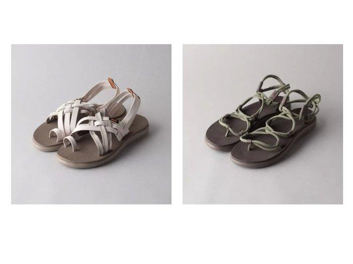 【Odette e Odile/オデット エ オディール】のTEVA VOYA STRAPPY&TEVA VOYA INFINITY SPACE DYE 【シューズ・靴】おすすめ!人気、トレンド・レディースファッションの通販 おすすめファッション通販アイテム インテリア・キッズ・メンズ・レディースファッション・服の通販 founy(ファニー) https://founy.com/ ファッション Fashion レディースファッション WOMEN S/S・春夏 SS・Spring/Summer サンダル シューズ スポーツ フィット 人気 春 Spring |ID:crp329100000030394
