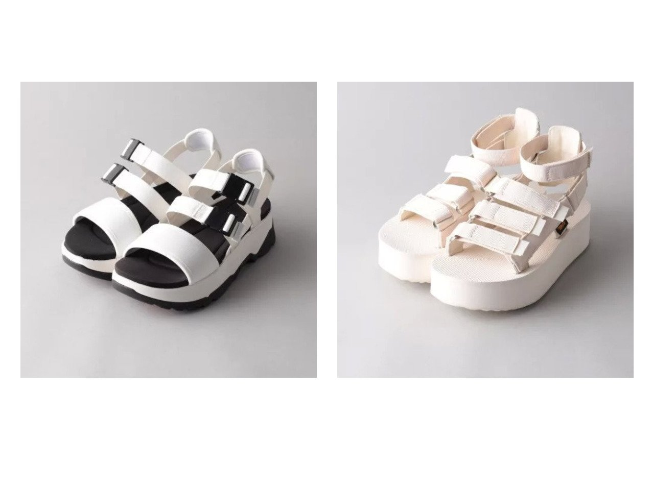 【Odette e Odile/オデット エ オディール】のTEVA JADITO SLINGBACK&TEVA FLATFORM MEVIA 【シューズ・靴】おすすめ!人気、トレンド・レディースファッションの通販 おすすめで人気の流行・トレンド、ファッションの通販商品 メンズファッション・キッズファッション・インテリア・家具・レディースファッション・服の通販 founy(ファニー) https://founy.com/ ファッション Fashion レディースファッション WOMEN S/S・春夏 SS・Spring/Summer サンダル シューズ スポーツ ラップ 人気 厚底 春 Spring  ID:crp329100000030396