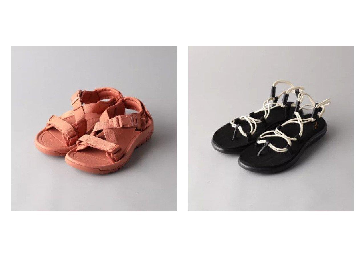 【Odette e Odile/オデット エ オディール】のTEVA HURRICANE VERGE&TEVA VOYA INFINITY 【シューズ・靴】おすすめ!人気、トレンド・レディースファッションの通販 おすすめで人気の流行・トレンド、ファッションの通販商品 メンズファッション・キッズファッション・インテリア・家具・レディースファッション・服の通販 founy(ファニー) https://founy.com/ ファッション Fashion レディースファッション WOMEN S/S・春夏 SS・Spring/Summer サンダル シューズ スポーツ フィット フェミニン 人気 春 Spring おすすめ Recommend インソール  ID:crp329100000030397