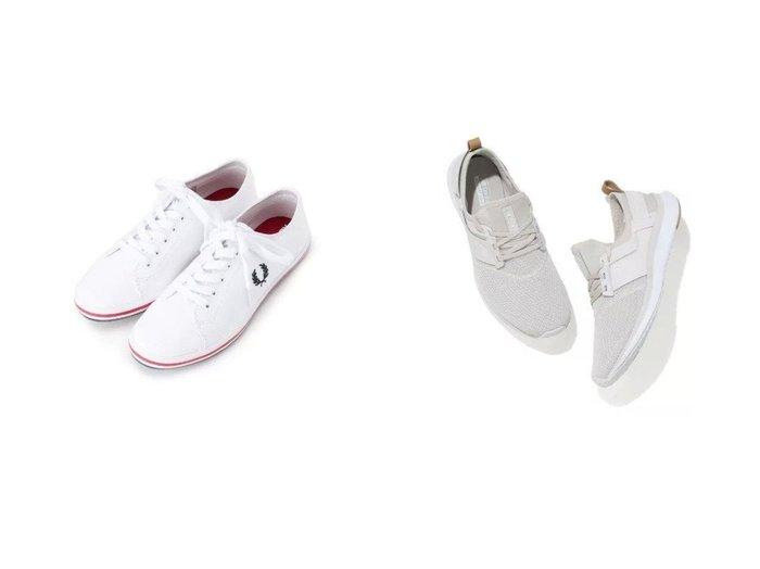 【ROPE' PICNIC/ロペピクニック】の【New Balance】NB NERGIZE SPORT W&【Dessin/デッサン】のFRED PERRY B7259 KINGSTON TWILL 【シューズ・靴】おすすめ!人気、トレンド・レディースファッションの通販 おすすめファッション通販アイテム レディースファッション・服の通販 founy(ファニー) ファッション Fashion レディースファッション WOMEN クッション シューズ スニーカー スポーツ トラベル バランス フェミニン メッシュ 人気 軽量 リラックス |ID:crp329100000030402