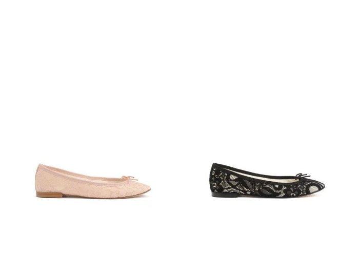 【repetto/レペット】のCendrillon Ballerinas&Cendrillon Ballerinas 【シューズ・靴】おすすめ!人気、トレンド・レディースファッションの通販 おすすめファッション通販アイテム インテリア・キッズ・メンズ・レディースファッション・服の通販 founy(ファニー) https://founy.com/ ファッション Fashion レディースファッション WOMEN エレガント クラシック シューズ バレエ フォルム フラット リボン レース |ID:crp329100000030403