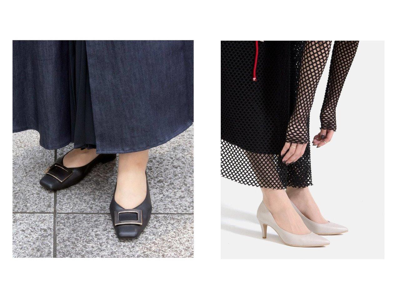 【MAMIAN/マミアン】の【iCon2】ファンデーションズ_F7203&【RANDA/ランダ】のソフトバックルVカットパンプス 【シューズ・靴】おすすめ!人気、トレンド・レディースファッションの通販 おすすめで人気の流行・トレンド、ファッションの通販商品 メンズファッション・キッズファッション・インテリア・家具・レディースファッション・服の通販 founy(ファニー) https://founy.com/ ファッション Fashion レディースファッション WOMEN バッグ Bag エアリー クッション サテン シューズ なめらか ハイヒール パウダー メッシュ ラバー 2021年 2021 S/S・春夏 SS・Spring/Summer 2021春夏・S/S SS/Spring/Summer/2021 A/W・秋冬 AW・Autumn/Winter・FW・Fall-Winter フラット 春 Spring |ID:crp329100000030410