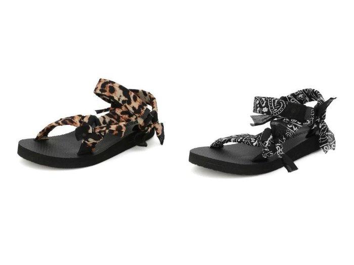 【ARIZONA LOVE/アリゾナ ラブ】のTREKKY LEO BANDANA&TREKKY BANDANA 【シューズ・靴】おすすめ!人気、トレンド・レディースファッションの通販 おすすめファッション通販アイテム インテリア・キッズ・メンズ・レディースファッション・服の通販 founy(ファニー) https://founy.com/ ファッション Fashion レディースファッション WOMEN 2021年 2021 2021春夏・S/S SS/Spring/Summer/2021 S/S・春夏 SS・Spring/Summer アニマル クッション サンダル シューズ レオパード 軽量 |ID:crp329100000030453