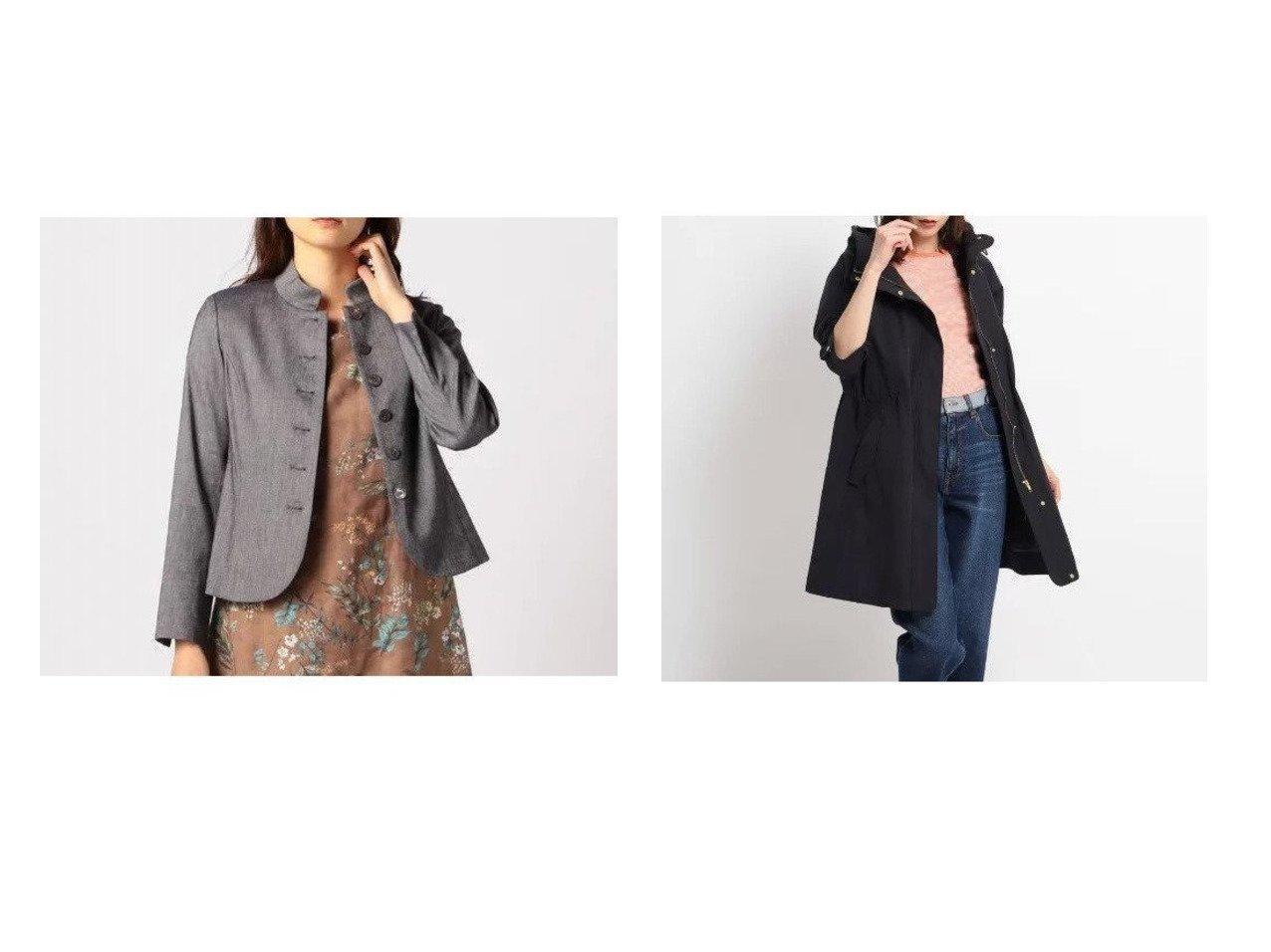 【Dessin/デッサン】のキルトライナー付きフードブルゾン&【SCAPA/スキャパ】のリネンレーヨンストレッチジャケット 【アウター】おすすめ!人気、トレンド・レディースファッションの通販 おすすめで人気の流行・トレンド、ファッションの通販商品 メンズファッション・キッズファッション・インテリア・家具・レディースファッション・服の通販 founy(ファニー) https://founy.com/ ファッション Fashion レディースファッション WOMEN アウター Coat Outerwear ジャケット Jackets ブルゾン Blouson/Jackets キルト シンプル ジャケット ブラウジング ブルゾン ベーシック ライナー ワイヤー シェイプ スタンド ストレッチ スリット リネン |ID:crp329100000030477