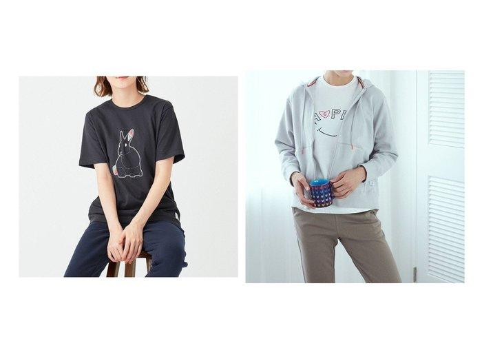 【Paul Smith/ポール スミス】の【LOUNGEWEAR】アート Tシャツ 【トップス・カットソー】おすすめ!人気、トレンド・レディースファッションの通販 おすすめファッション通販アイテム レディースファッション・服の通販 founy(ファニー) ファッション Fashion レディースファッション WOMEN トップス・カットソー Tops/Tshirt シャツ/ブラウス Shirts/Blouses ロング / Tシャツ T-Shirts アンダー カラフル ストライプ 猫 プリント ベーシック ボックス ポーチ モチーフ リラックス ロンドン ワーク A/W・秋冬 AW・Autumn/Winter・FW・Fall-Winter 2020年 2020 2020-2021秋冬・A/W AW・Autumn/Winter・FW・Fall-Winter/2020-2021 送料無料 Free Shipping お家時間・ステイホーム Home Time/Stay Home |ID:crp329100000030574