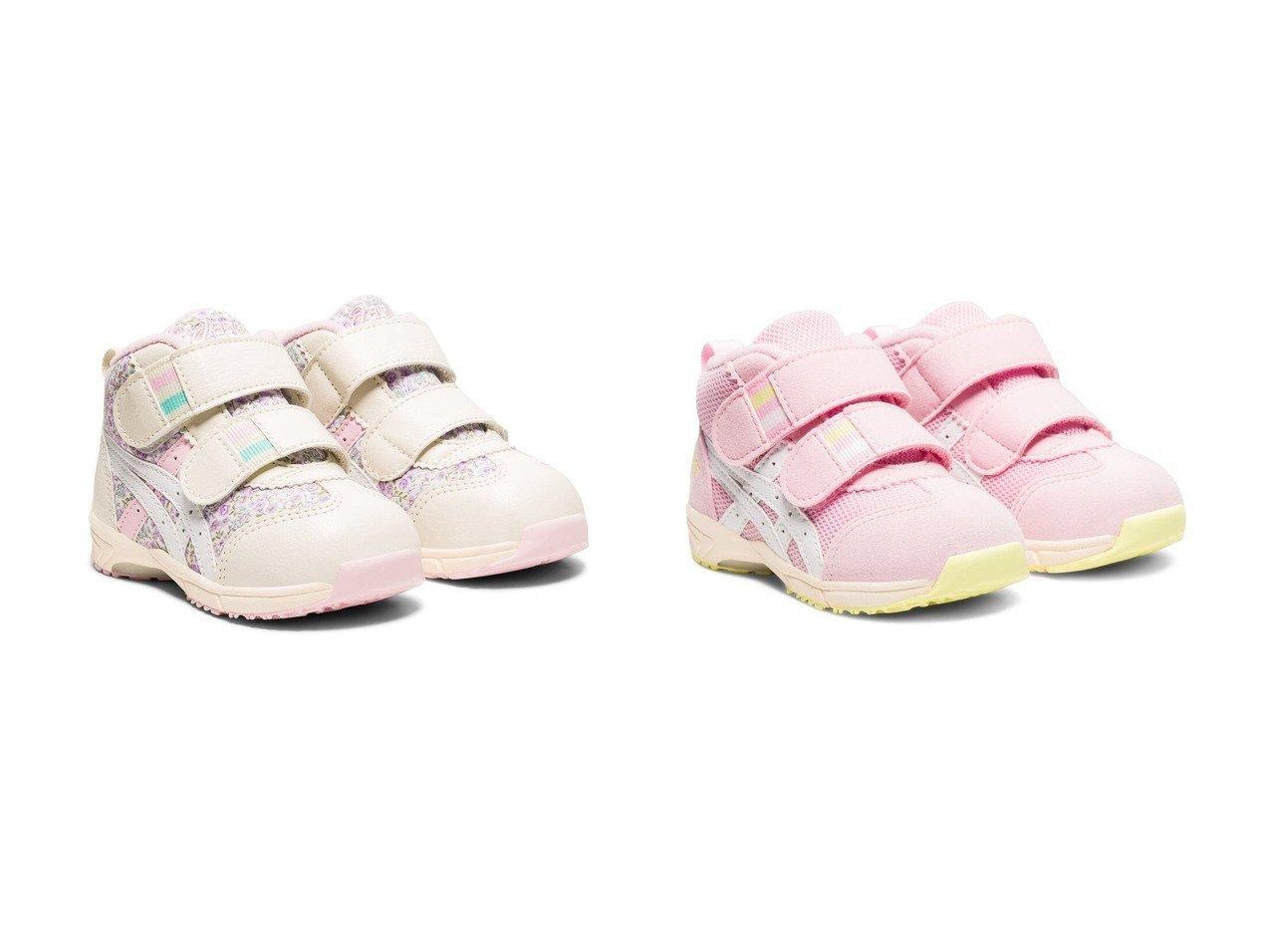 【ASICS WALKING / KIDS/アシックス ランウォーク】のGD.RUNNER BABY CT-MID 4&GD.RUNNER BABY MS-MID 【KIDS】子供服のおすすめ!人気トレンド・キッズファッションの通販 おすすめで人気の流行・トレンド、ファッションの通販商品 メンズファッション・キッズファッション・インテリア・家具・レディースファッション・服の通販 founy(ファニー) https://founy.com/ ファッション Fashion キッズファッション KIDS ウォーター 抗菌 シューズ スニーカー フィット メッシュ ラッセル 送料無料 Free Shipping |ID:crp329100000030715