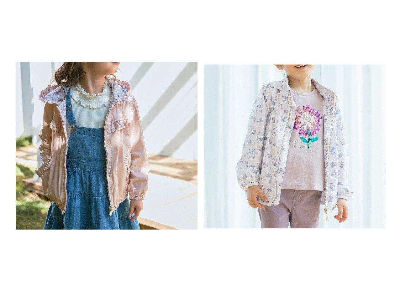 【anyFAM / KIDS/エニファム】のフードがまとめられるリバーシブルゾン&フードがまとめられる ポケッタブル 総柄ブルゾン 【KIDS】子供服のおすすめ!人気トレンド・キッズファッションの通販 おすすめで人気の流行・トレンド、ファッションの通販商品 メンズファッション・キッズファッション・インテリア・家具・レディースファッション・服の通販 founy(ファニー) https://founy.com/ ファッション Fashion キッズファッション KIDS アウター Coat Outerwear /Kids ジャケット チェリー ネコ 人気 ブルゾン ポケット メッシュ モチーフ 再入荷 Restock/Back in Stock/Re Arrival 送料無料 Free Shipping |ID:crp329100000030742