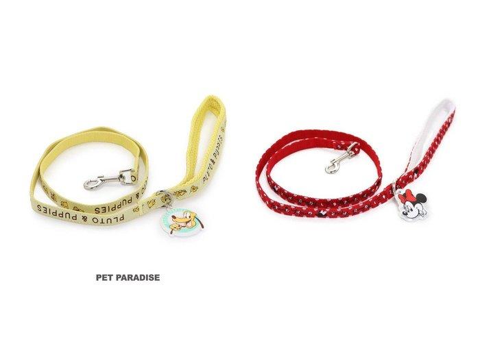 【PET PARADISE/ペットパラダイス】のディズニー プルート&パピー リード ペットSS~S〔小型犬〕&ディズニーミニーマウス ドット柄リード ペットSS・S〔小型犬〕 おすすめ!人気、ペットグッズの通販 おすすめ人気トレンドファッション通販アイテム 人気、トレンドファッション・服の通販 founy(ファニー)  S/S・春夏 SS・Spring/Summer チャーム ドット 再入荷 Restock/Back in Stock/Re Arrival ホームグッズ Home/Garden ペットグッズ Pet Supplies  ID:crp329100000030855