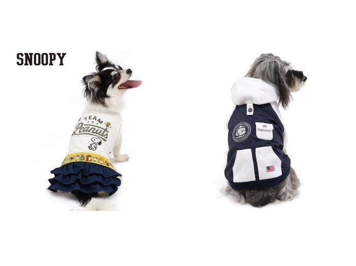 【PET PARADISE/ペットパラダイス】のスヌーピー ピーナッツスカート上下つなぎ〔超小型・小型犬〕&J.PRESS ウィンド パーカー 〔超小型・小型犬〕 おすすめ!人気、ペットグッズの通販 おすすめ人気トレンドファッション通販アイテム 人気、トレンドファッション・服の通販 founy(ファニー)  パーカー ホームグッズ Home/Garden ペットグッズ Pet Supplies |ID:crp329100000030856