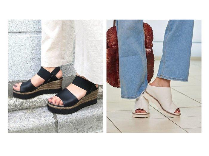 【INTER-CHAUSSURES/インター ショシュール】の【Tamaris】インヒールカバードミュールサンダル&【gaimo/ガイモ】のスタイルアップ!【ガイモ】エラスティックダブルソールサンダル 【シューズ・靴】おすすめ!人気、トレンド・レディースファッションの通販 おすすめ人気トレンドファッション通販アイテム 人気、トレンドファッション・服の通販 founy(ファニー)  ファッション Fashion レディースファッション WOMEN 厚底 サンダル シューズ シンプル ジュート デニム トレンド ハンド フィット プリーツ ロング 送料無料 Free Shipping おすすめ Recommend クッション クラシカル 人気 軽量 |ID:crp329100000030954